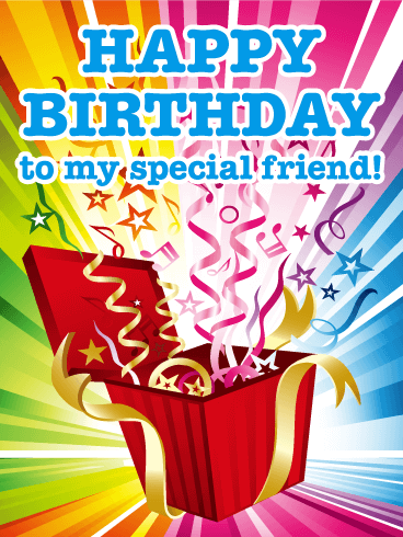 Surprise happy birthday cards for friends birthday greeting happy birthday cards for friends m4hsunfo